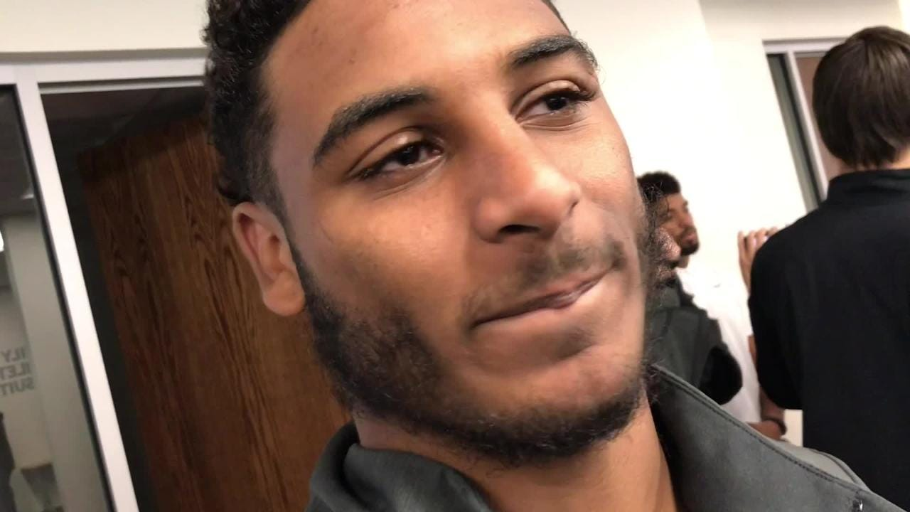 Iowa safety Geno Stone has his mom to thank for becoming a Hawkeye