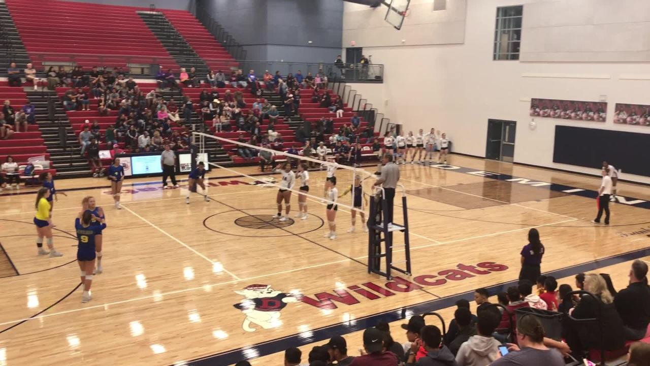 Texas A&M University-Kingsville Javelinas beat Western New Mexico University Mustangs at Deming High School