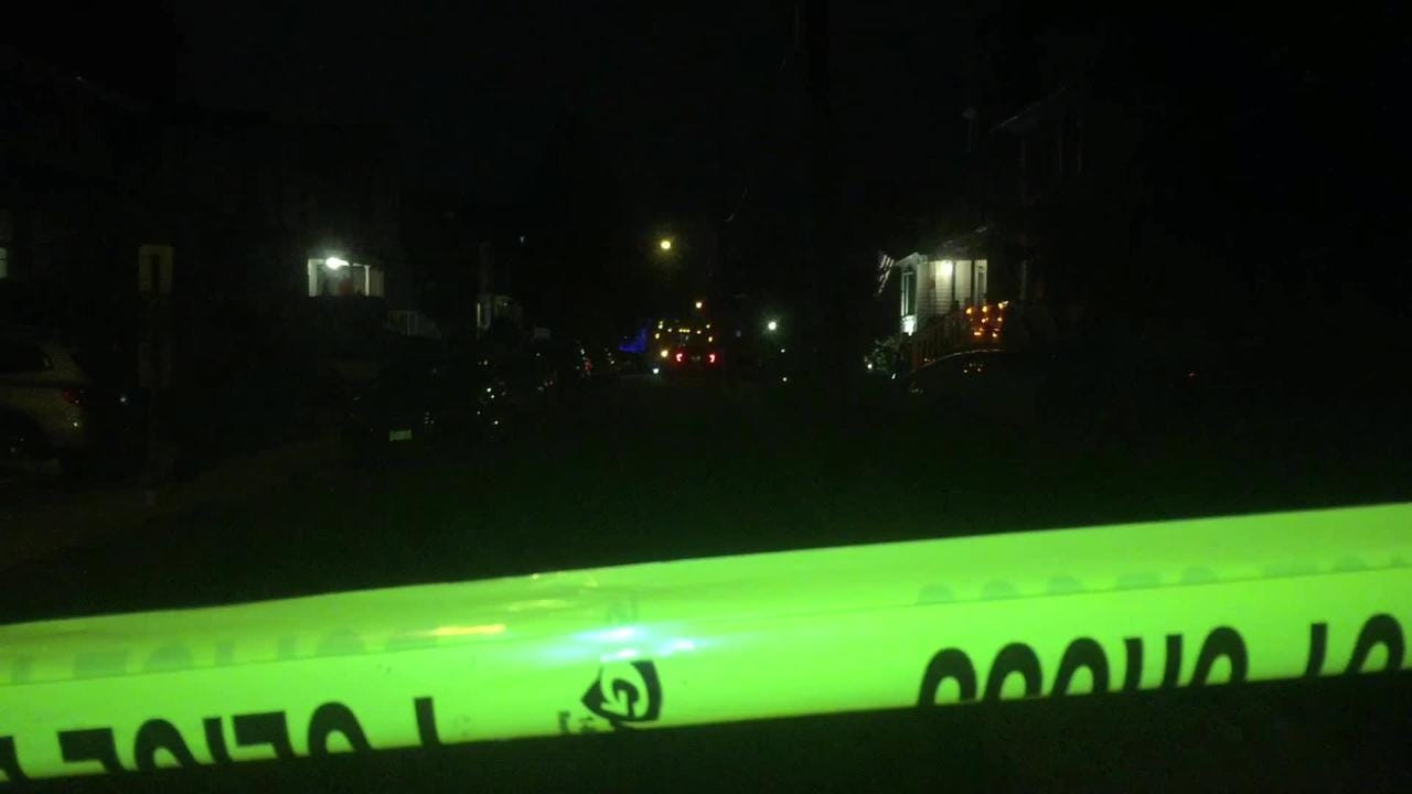 Staff Writer Philip DeVencentis narrates details of shooting that happened at a home on Gordon Street in Ridgefield Park on Oct. 14.