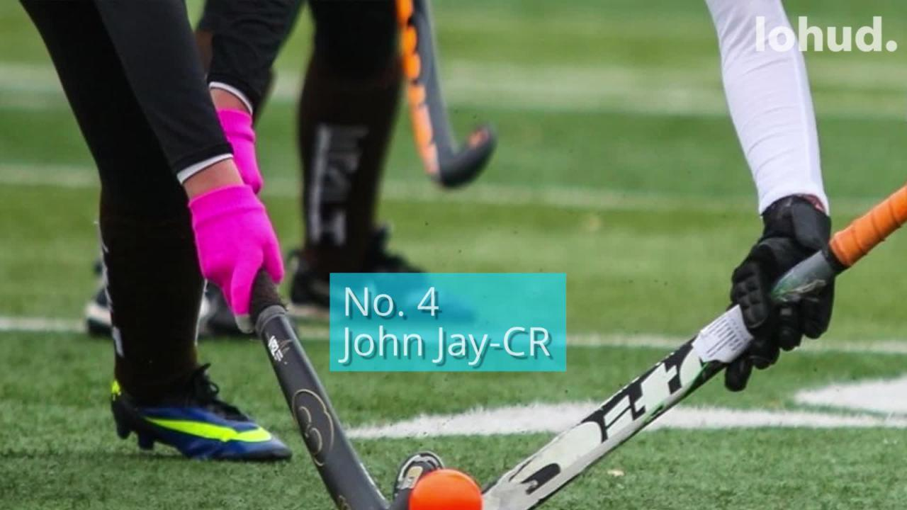 Video Field Hockey Rankings Through Oct 14 2018