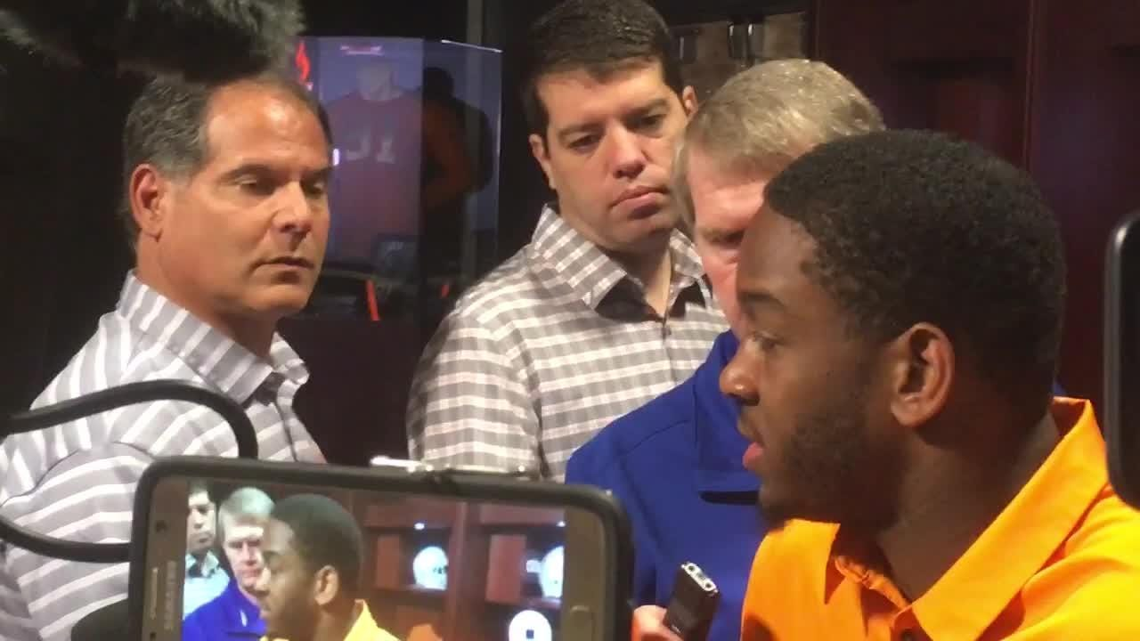 UT Vols defense is getting more comfortable and confident, Kyle Phillips says