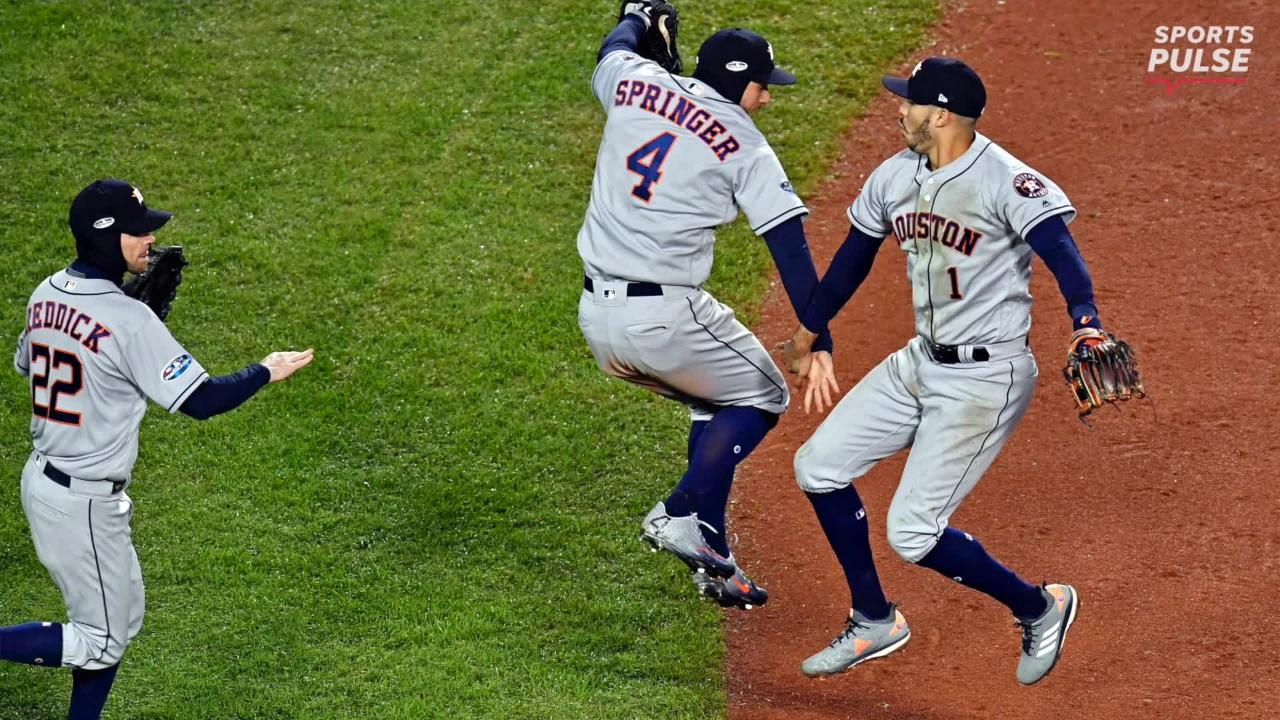 SportsPulse: MLB insider Bob Nightengale gauges the temperature of each championship series, predicts who has the advantage if each goes the distance.