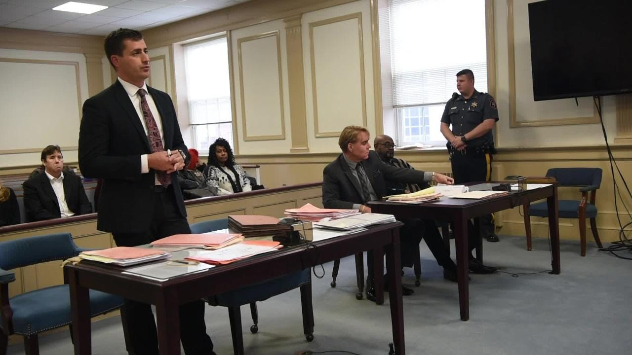 """""""There will be additional charges,"""" says Morris County Chief Assistant Prosecutor Matthew Troiano during a review hearing for Hudy Muldrow Sr. on Monday."""