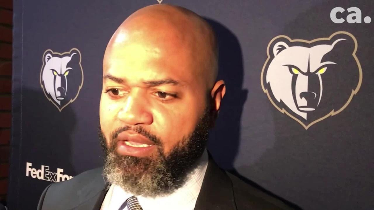 Grizzlies' Mike Conley, Marc Gasol are a coach's 'dream'