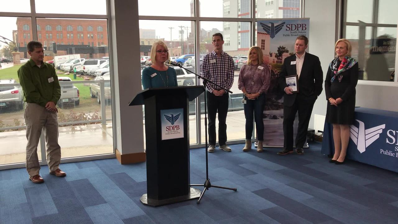 Why relocate to uptown Sioux Falls? SDPB's Julie Overgaard explains