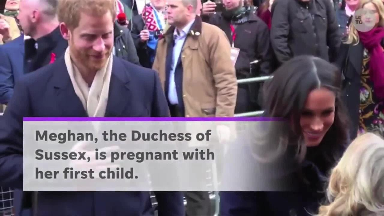 Trending Tuesday: Meghan Markle and Prince Harry expecting a baby this spring