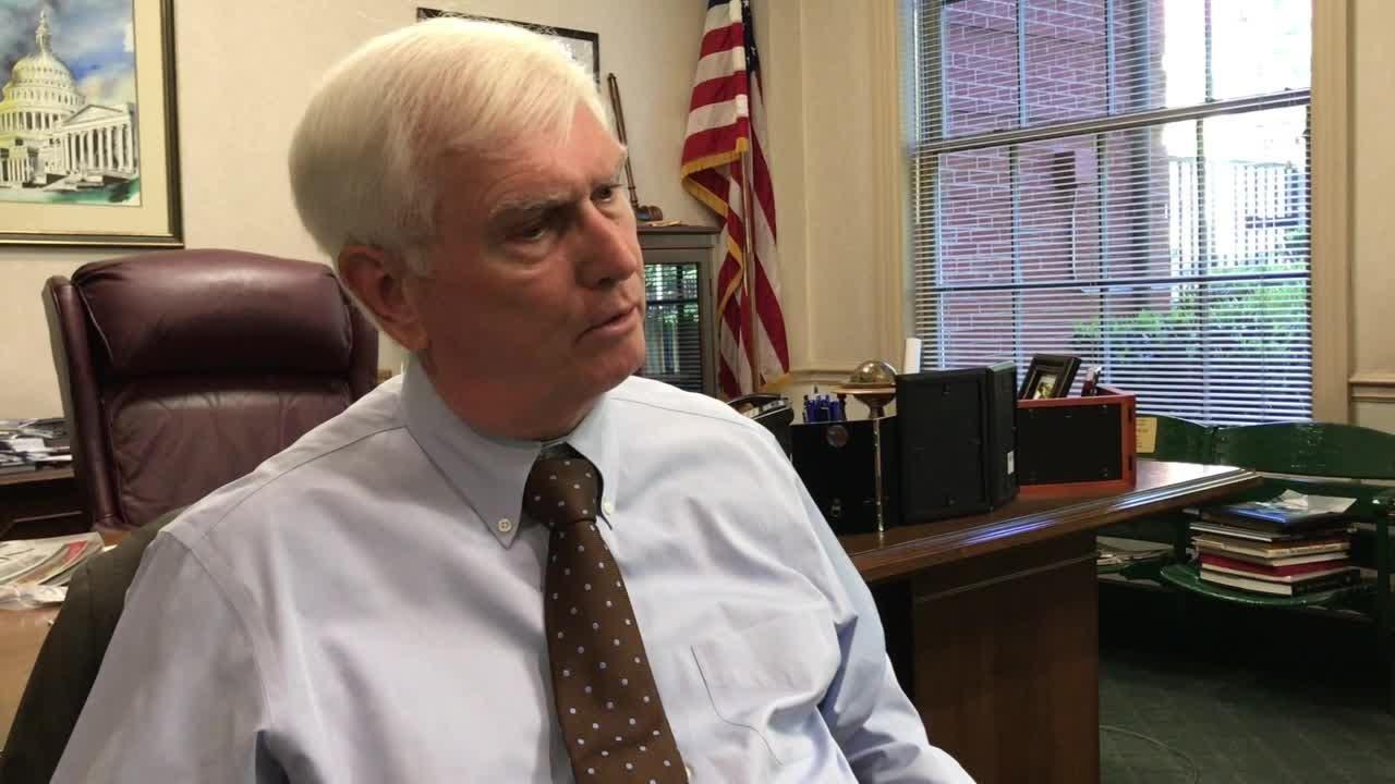 John J. Duncan, Jr. answers did vote against 2nd Gulf War hurt him