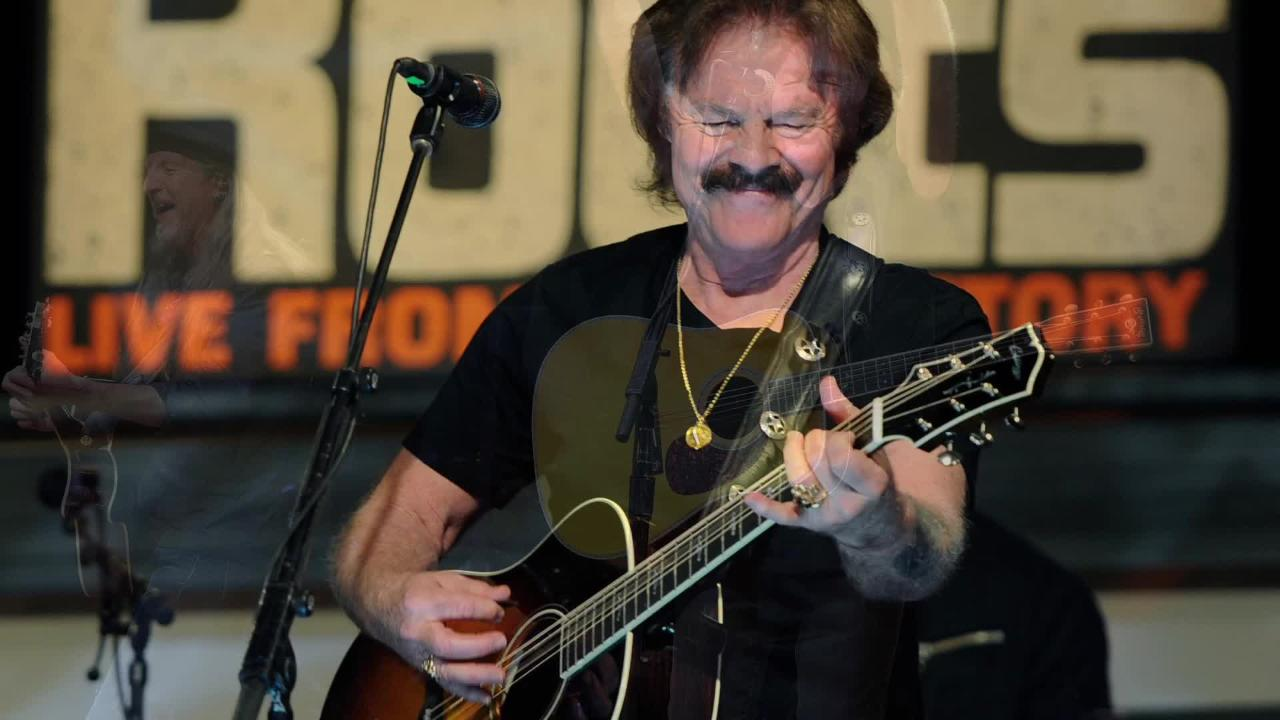 Doobie Brothers singer Tom Johnston talks about the REAL