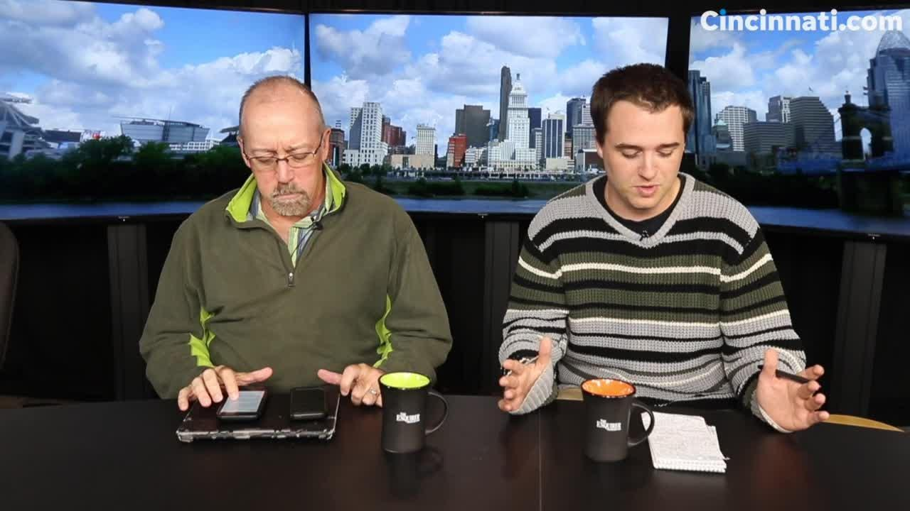 Enquirer high school reporters Scott Springer and Shelby Dermer make their predictions for key Week 9 high school football action.
