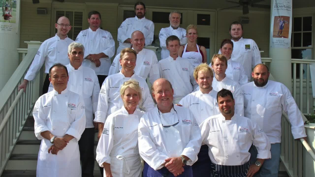 Anoosh Bistro and Noosh Nosh executive chef Anoosh Shariat reflects on the loss of his friend of 30 years, Louisville chef Dean Corbett.