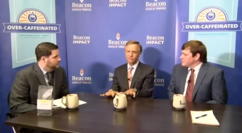 Gov. Bill Haslam talks Trump, Tennessee football, Nickelback and his accomplishments with Mark Cunningham and Justin Owen of the Beacon Center of Tennessee.