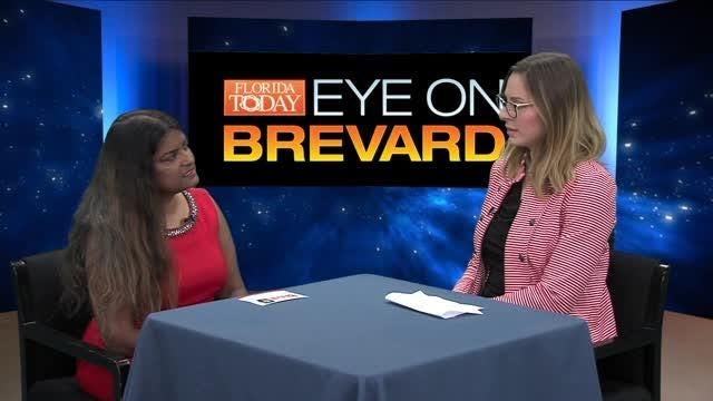 This week on FLORIDA TODAY's Eye on Brevard, FLORIDA TODAY's Isadora Rangel sits down with the democratic candidate for the Florida House seat.