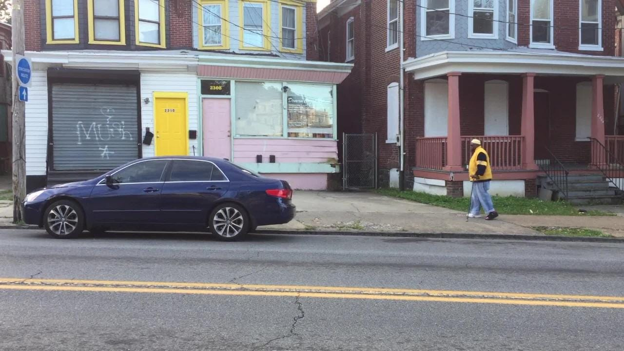 Police were alerted to a shooting victim early this morning in the 2300 block of N. Market St.  Police say the person died from their injuries.  10/17/18