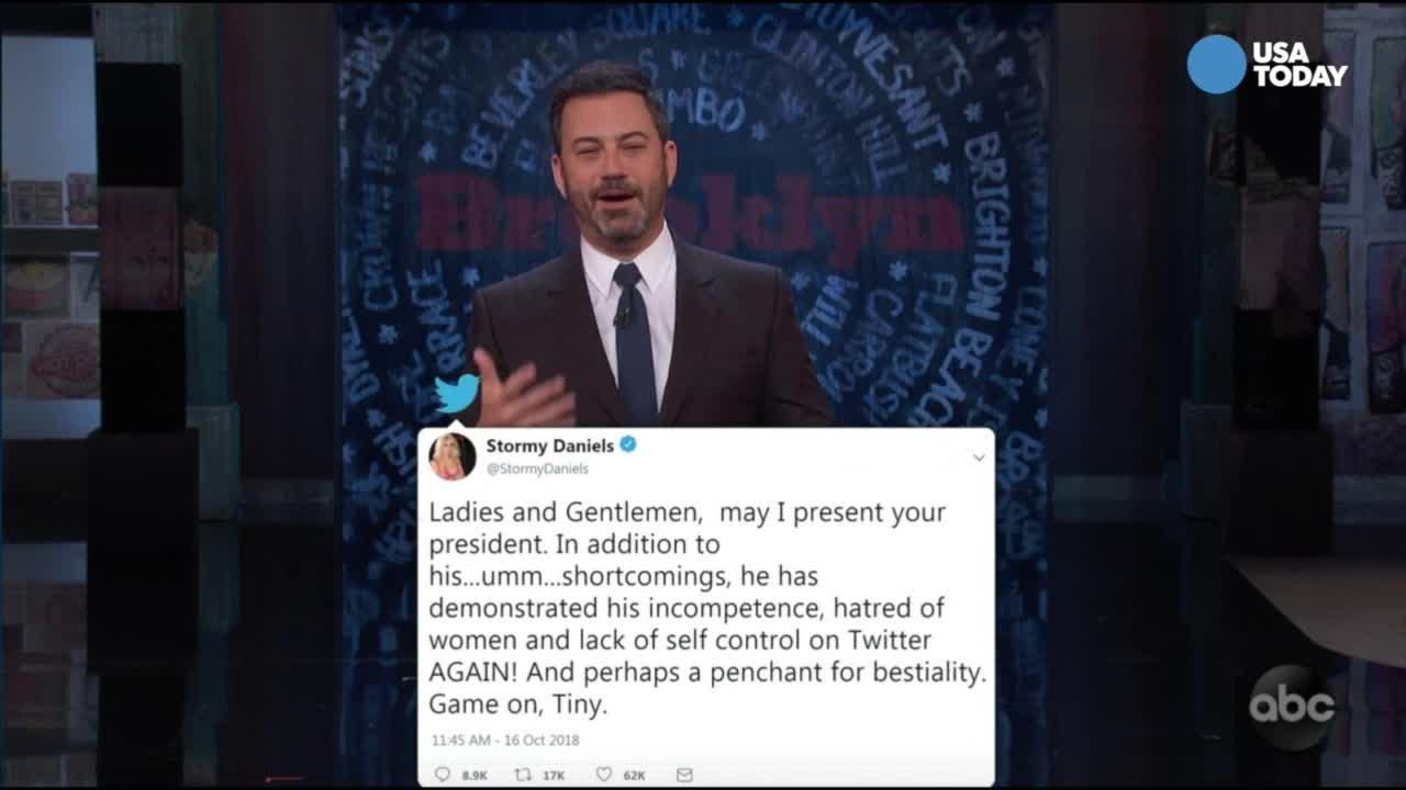 The comics try to get to the bottom of the president's odd behavior in Best of Late Night.