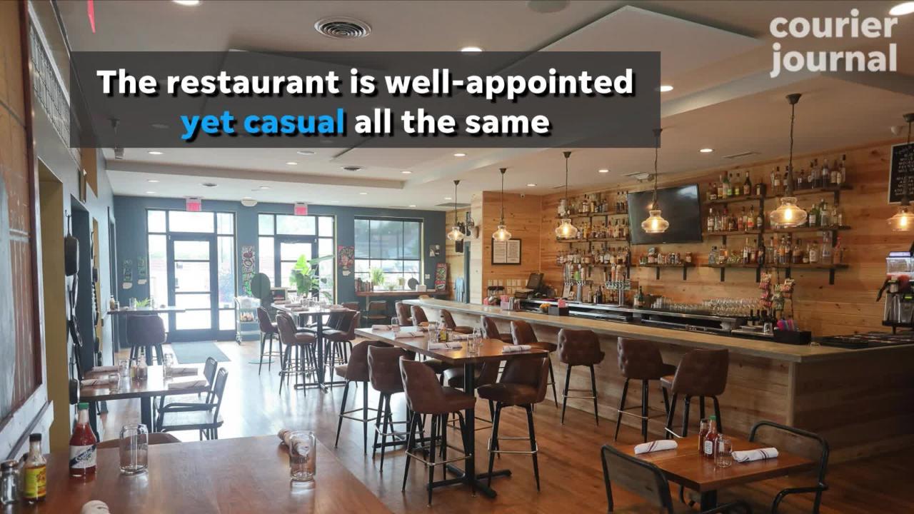 Louisvilles Couvillion Restaurant Earns 4 Star Review