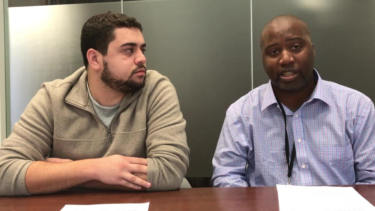LSJ high school sports reporters Brian Calloway and Nathaniel Bott talk about which area teams are hunting for a playoff spot heading into Week 9.