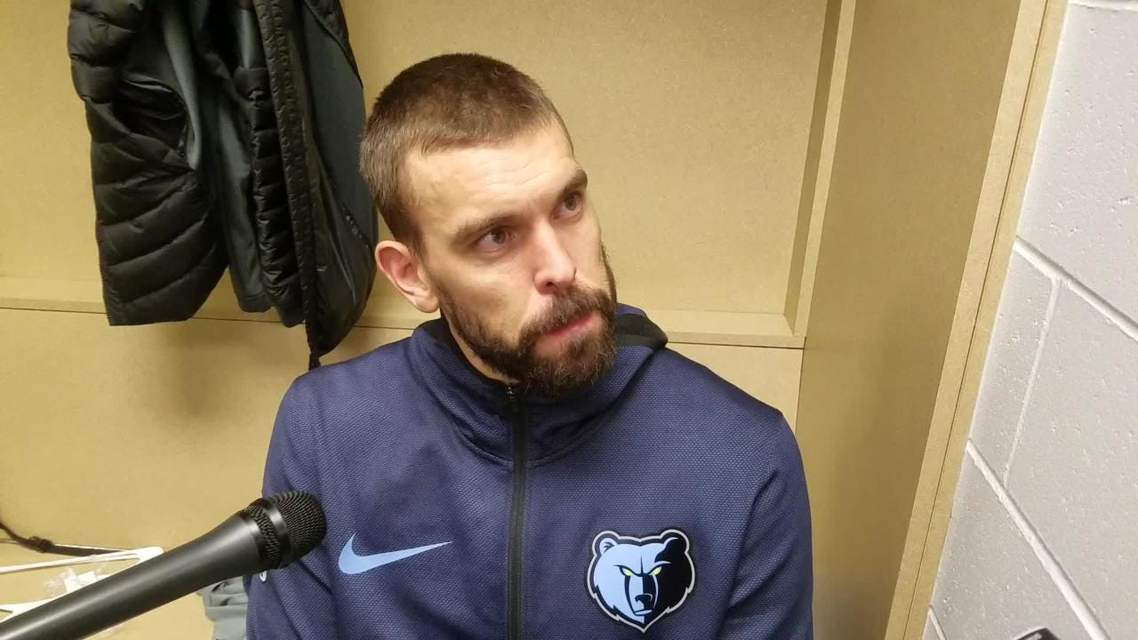 Grizzlies star Marc Gasol breaks down what went wrong and how he and Mike Conley must improve moving forward.