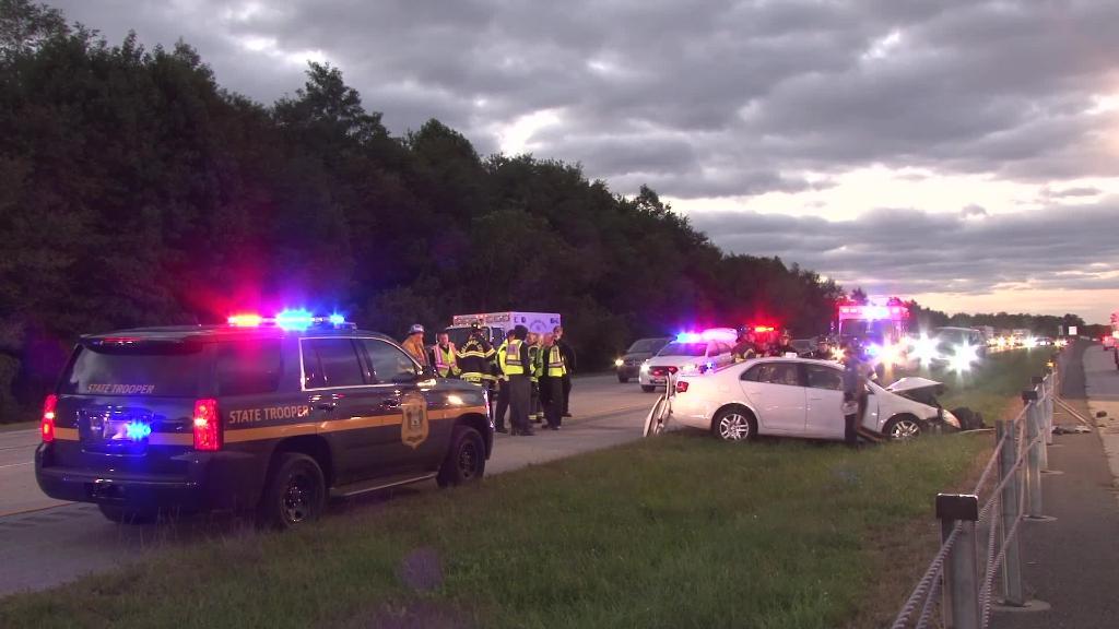 Multi-vehicle crash closes Del. 1 NB | Delaware Online