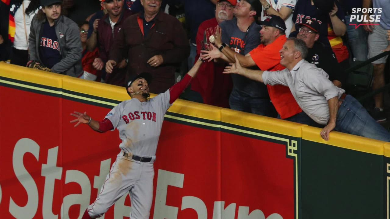 SportsPulse: MLB insider Bob Nigthengale details the chaos, reaction and explanation from the fan interference call during Game 4 of the ALCS and provides his take on if the umps got it right.