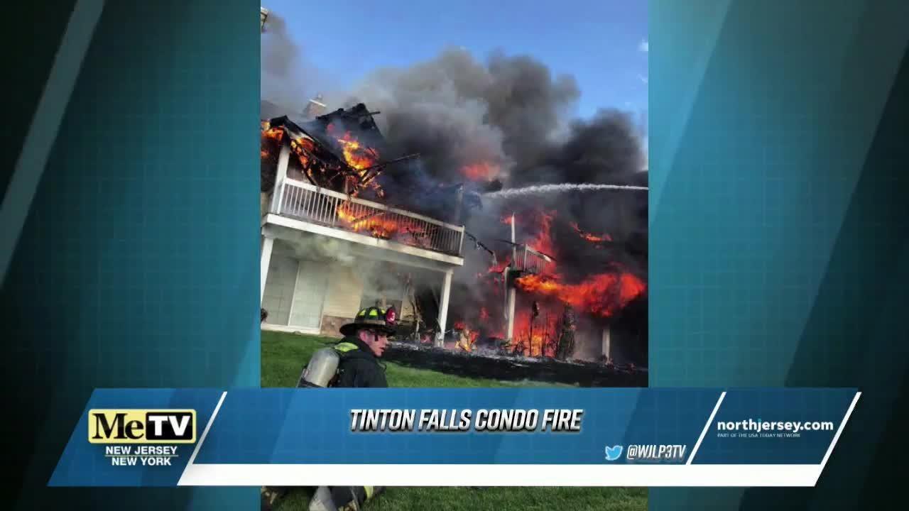 NJ photo-journalist dies after attack, Tinton Falls condo fire, Mega Millions jackpot nears $1 billion
