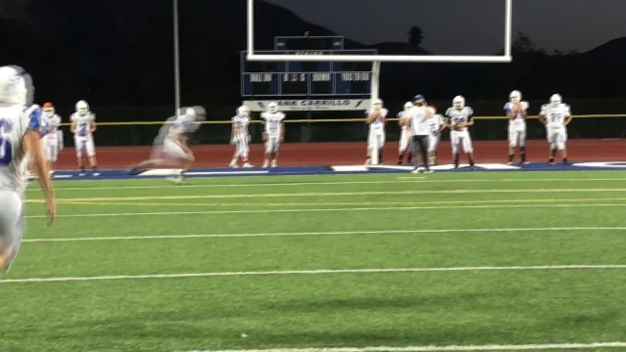 The Fillmore-Santa Paula rivalry is the oldest in county, and this year the Flashes will be looking to hand the Cardinals their 1st loss of the season.