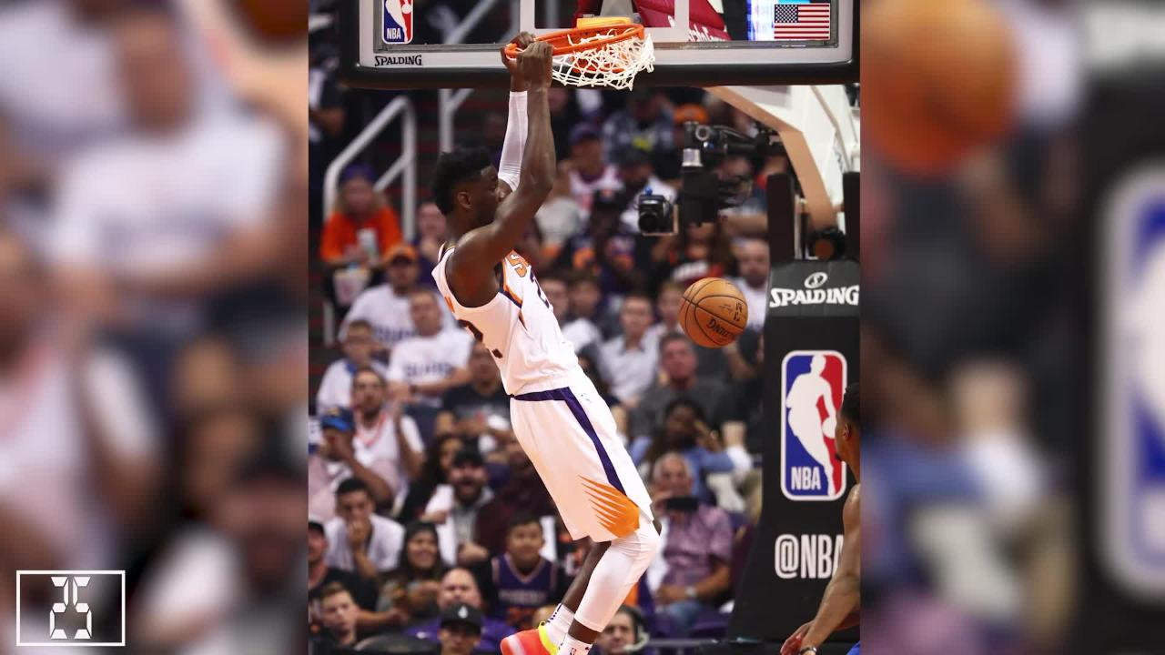 4df89ad8564 LeBron James vs. Phoenix Suns  King James  top performances through the  years