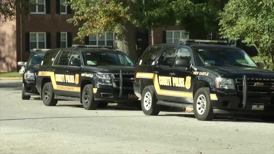 Raw Video: New Castle County Police investigate stabbing call | Delaware Online