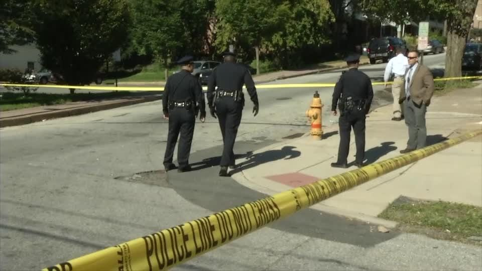 Wilmington police investigating Thursday afternoon shooting.