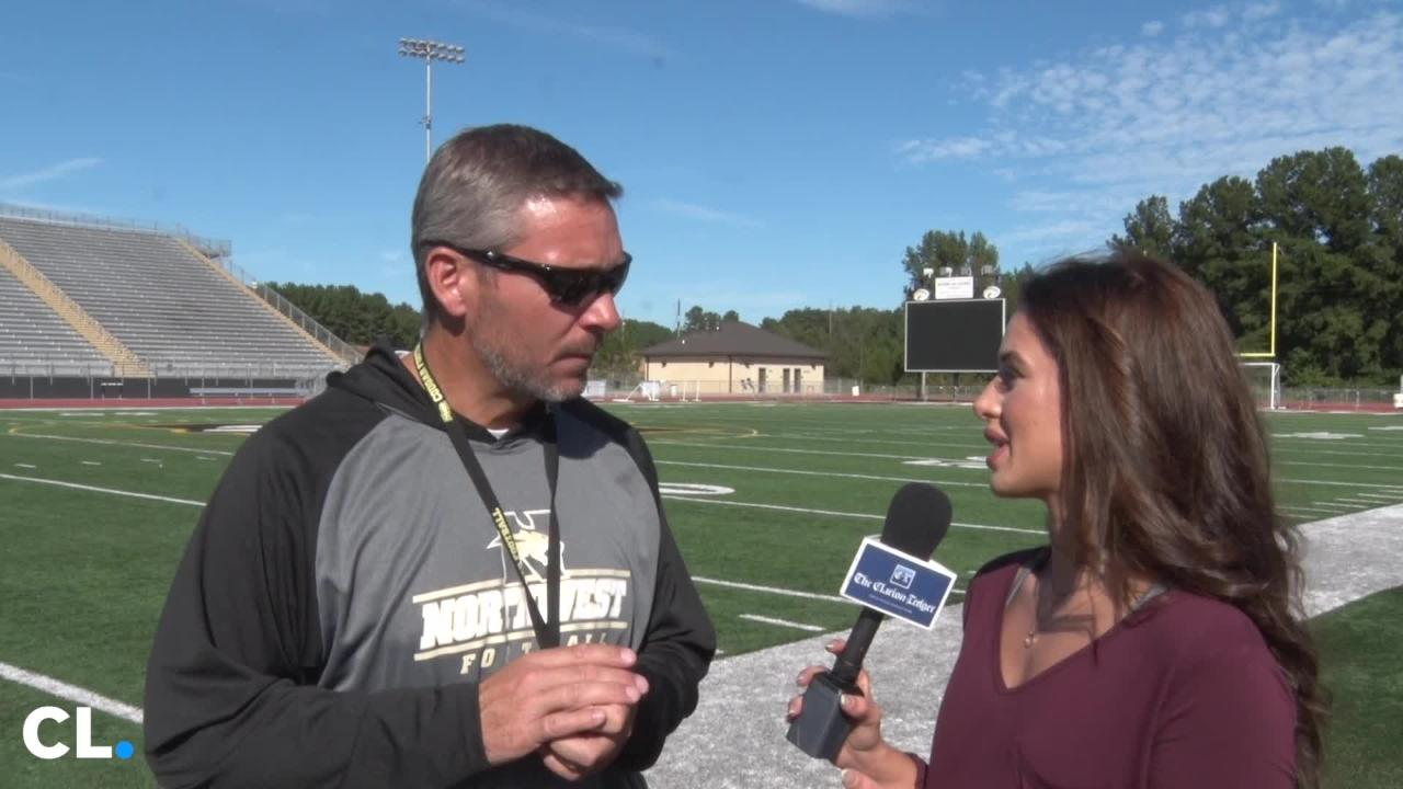 Northwest Rankin head coach Toby Collums talks about the importance of region play, as well as how the team prepares to critique the next few weeks.