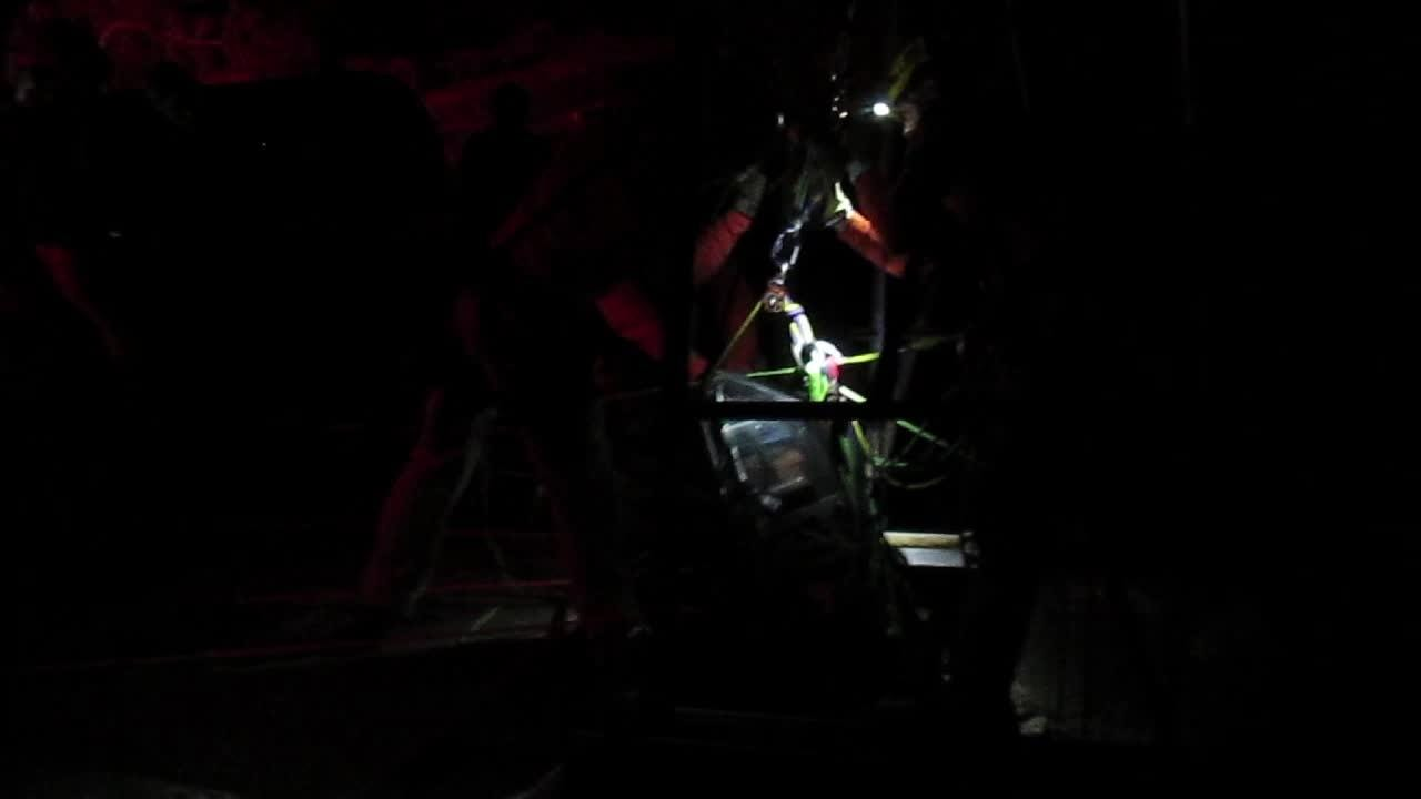 Man trapped in Arizona mine shaft for two days was found by a friend