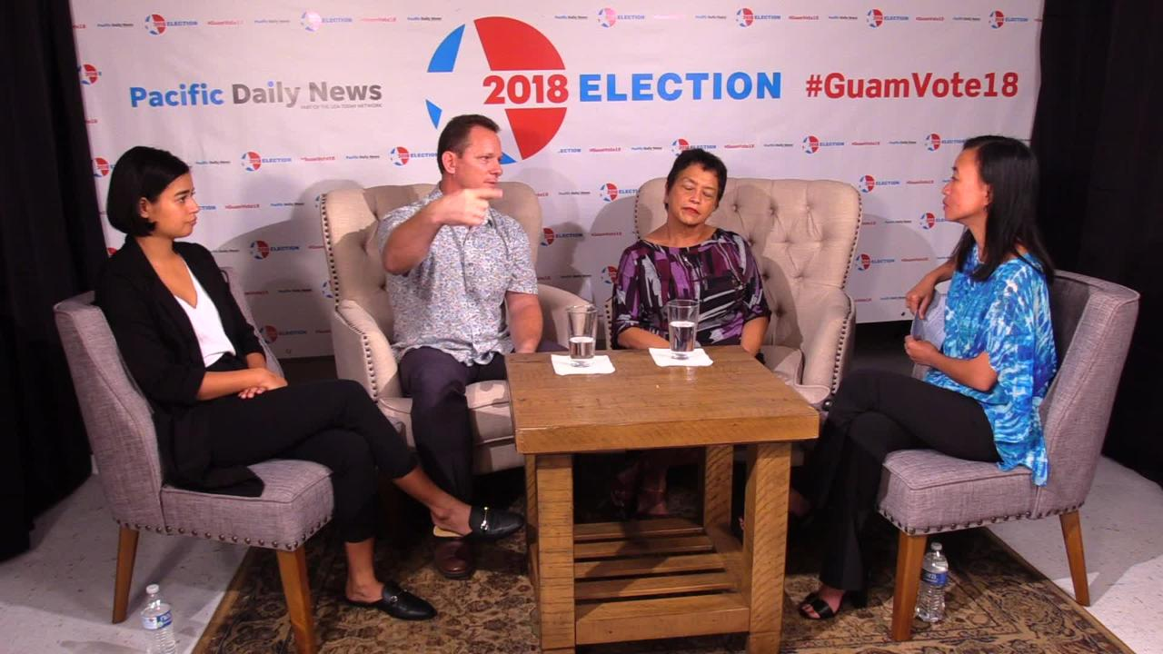 Gubernatorial candidates discuss conflict of interest