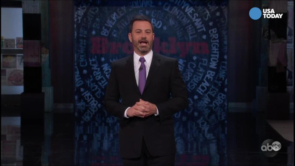 Kimmel wants government to work like Trump building in New York
