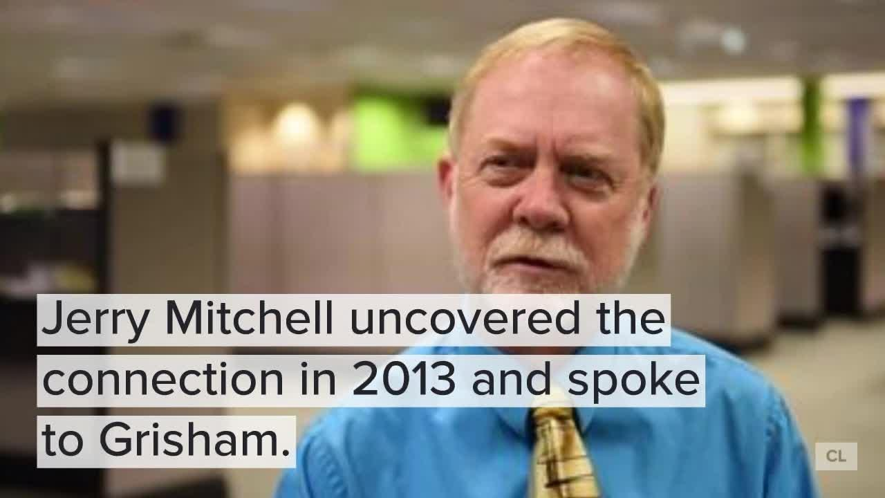 In 2013, Mississippi author John Grisham told Clarion Ledger reporter Jerry Mitchell that 'A Time To Kill' was based on a gruesome Mississippi crime.