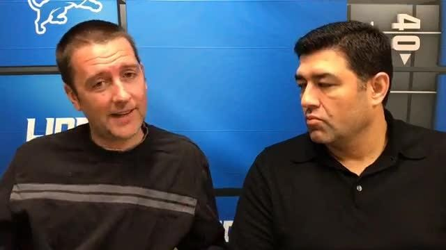 Free Press writers Dave Birkett and Carlos Monarrez debate Lions-Dolphins, and discuss NFC North hierarchy. Recorded Oct. 18, 2018.