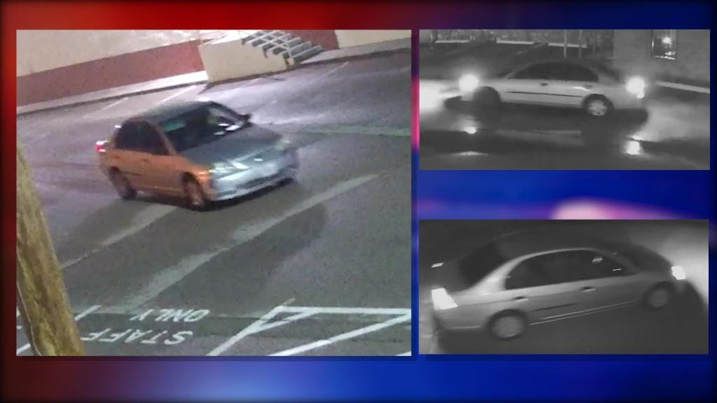 Crime of the Week: Business auto burglar sought in Northeast El Paso thefts | El Paso Times