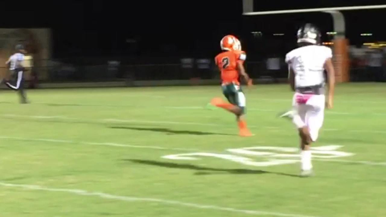 Watch: Dunbar routs Mariner 55-21, clinches district title
