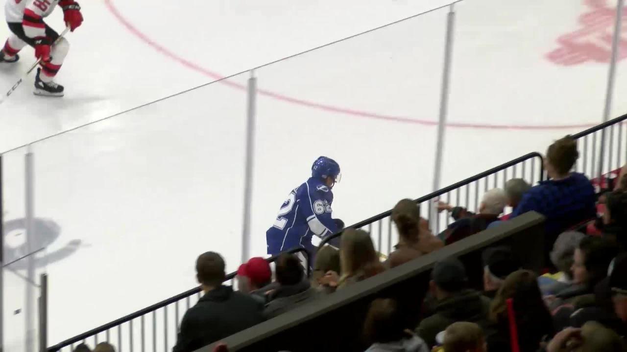VIDEO: Syracuse blanks Binghamton Devils