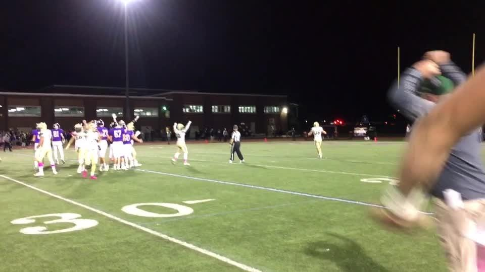 Red Bank Catholic held off a late Rumson-Fair Haven charge and recorded a 14-13 win.