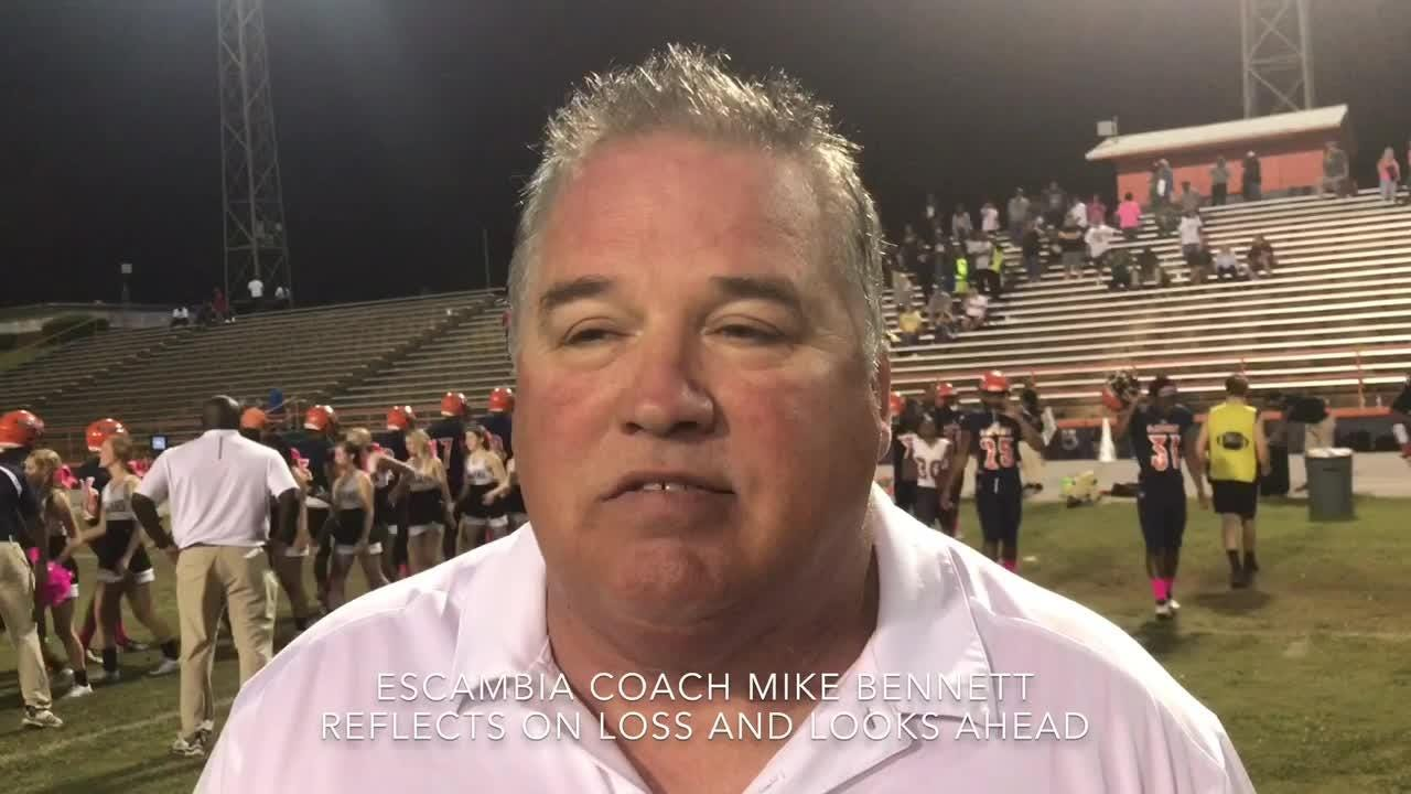 Escambia Gators unable to match Lincoln's resolve in home loss