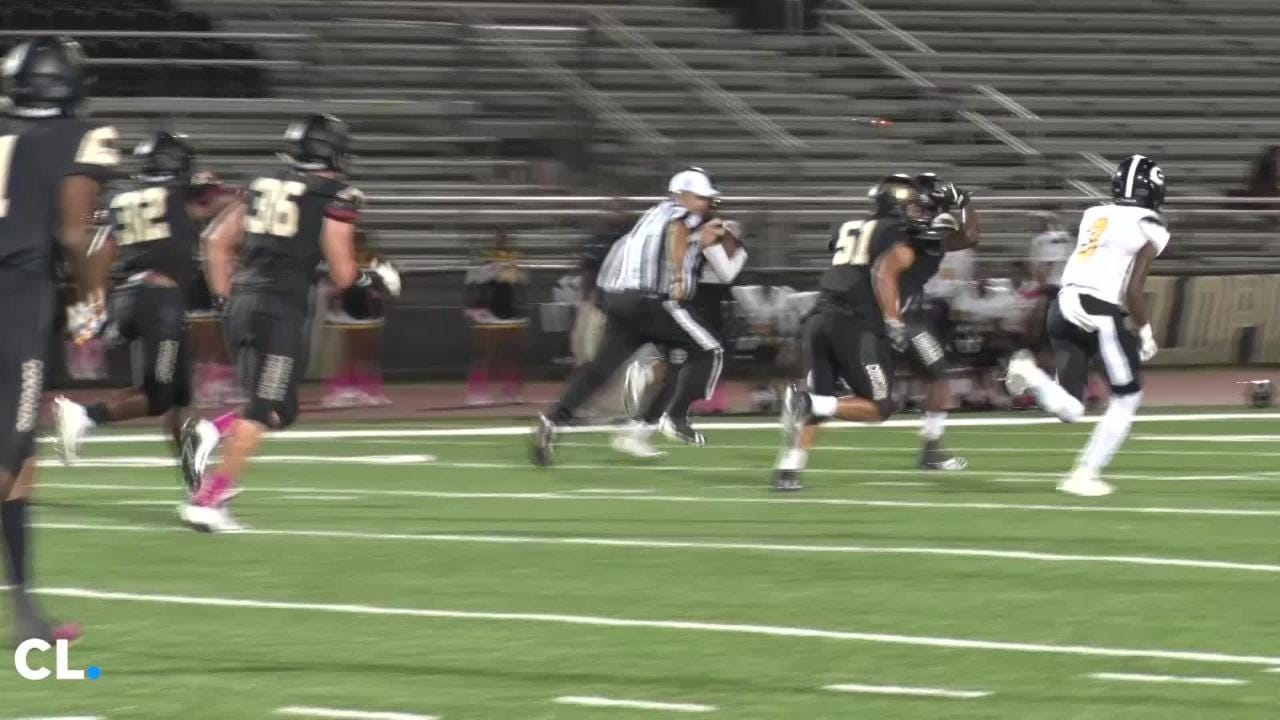 Northwest Rankin secures playoff berth in win over Greenville and will look for regionals next week against Madison Central