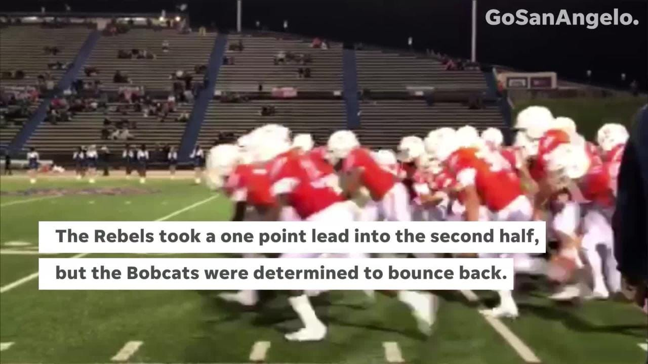 Central Bobcats defeated the Fort Worth Richland Rebels on Oct. 19. Here's the highlights.