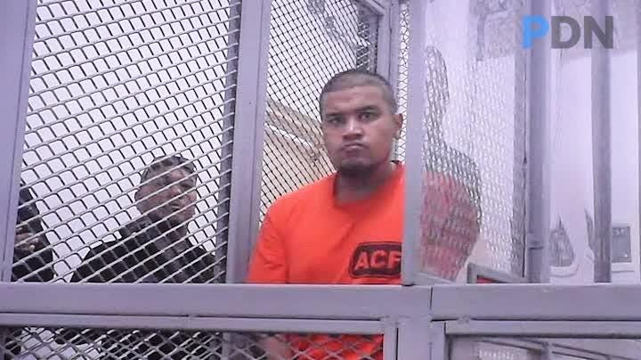 Magistrate hearing for Brandon Acosta
