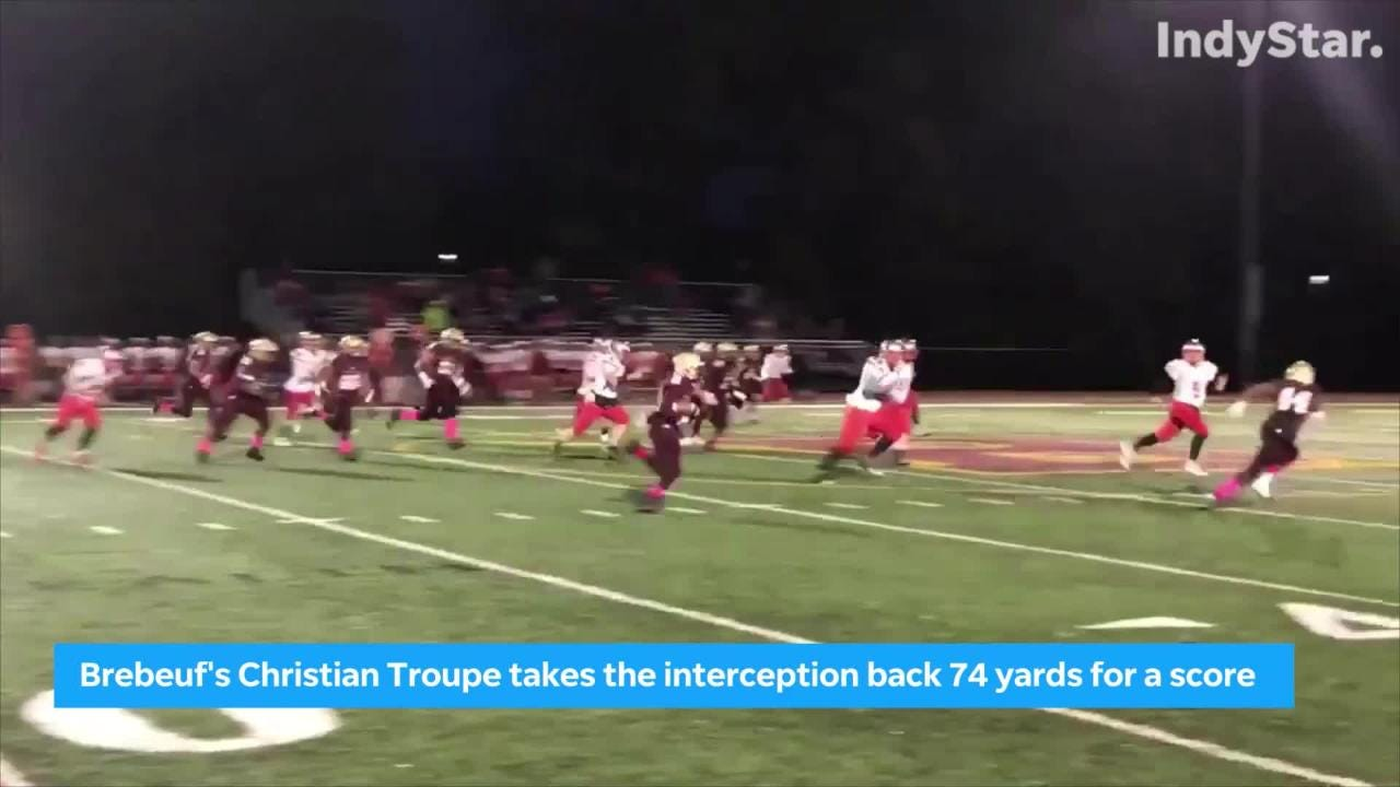Watch these top plays from across Central Indiana and vote for your favorite.