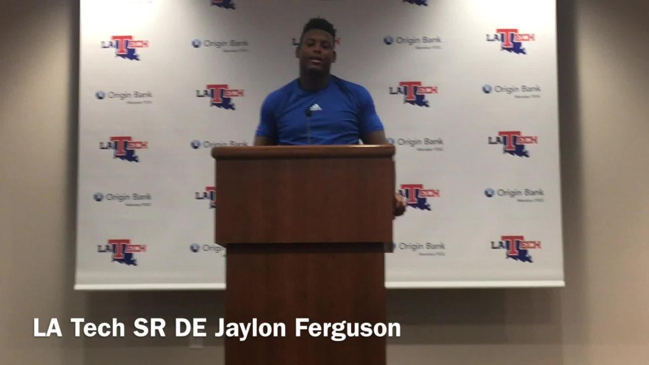 LA Tech DE Jaylon Ferguson breaks down final series vs. UTEP