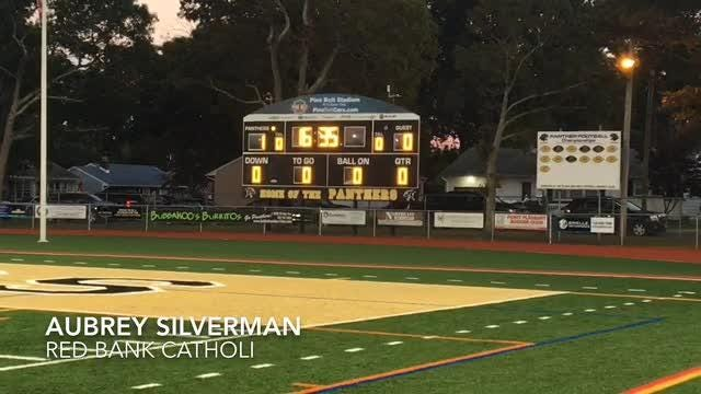 Silverman provided the only goal of the game in the 64th minute.