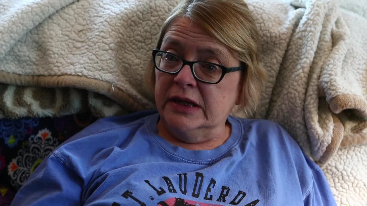 Janice Dykstra talks about her daughter Luci, who lives with bipolar disease and the struggles with finding help.