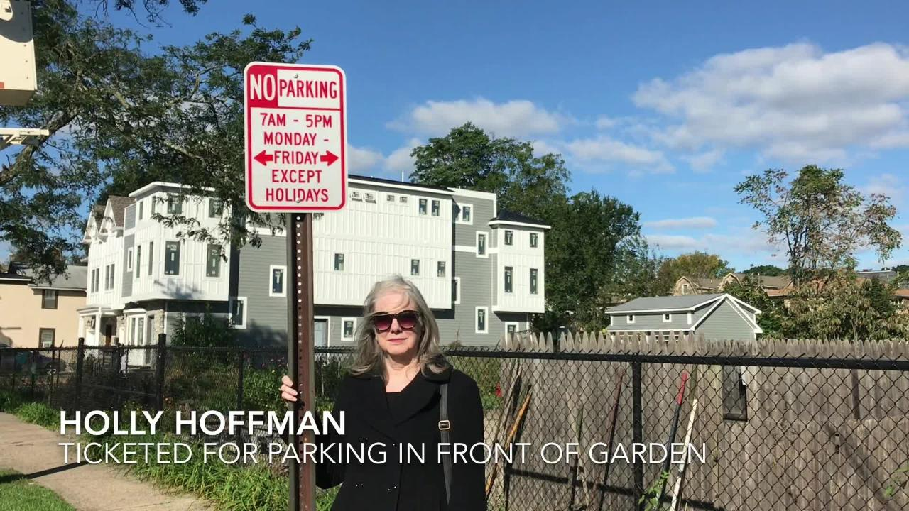 Millburn Township is considering a workaround to its weekday parking ban in front of Community Garden. It may  exempt garden members.