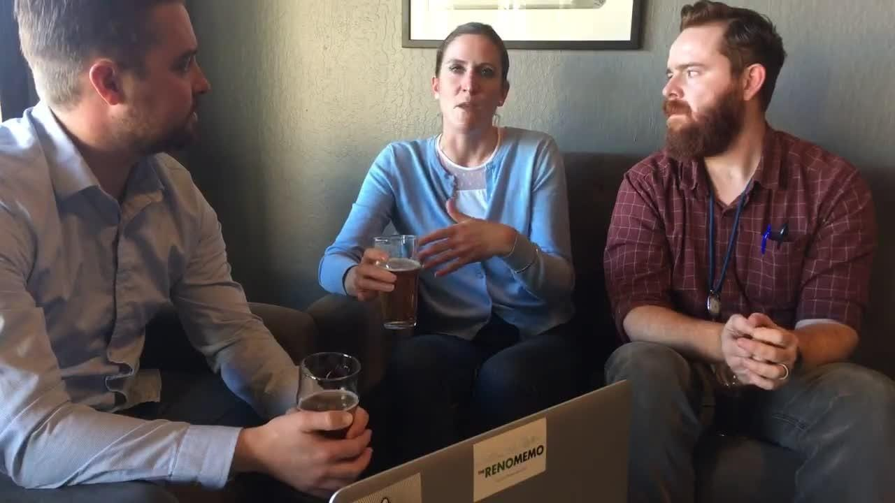 Our weekly discussion about politics (with a pint of beer) in the lead up to the 2018 midterm election.