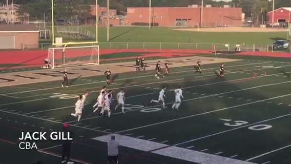 Highlights from CBA's 2-1 OT victory over Jackson Memorial in the SCT semis