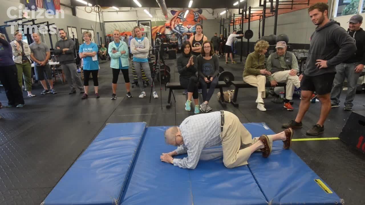 Fitness program strengthens Asheville seniors